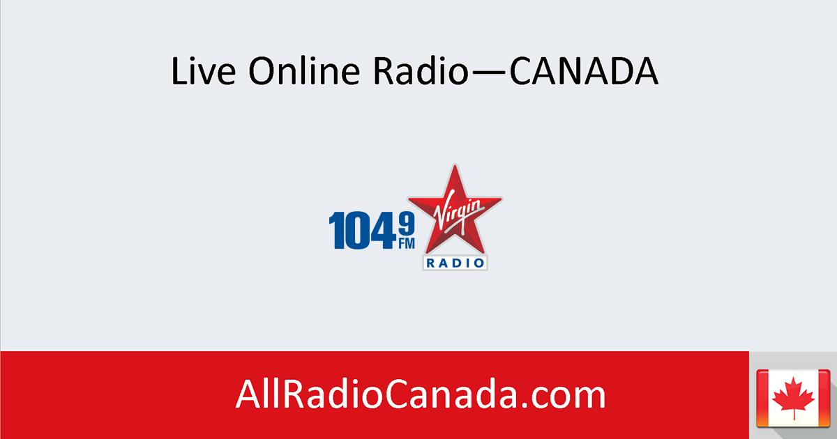 Virgin Radio Edmonton live - Radio Online Canada